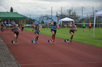 Kantonalfinal Swiss Athletics Sprint