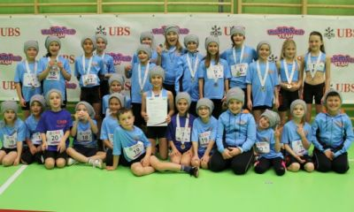 UBS Kids Cup Team in Zürich