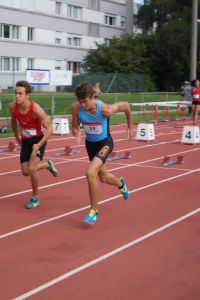 Swiss Athletics Sprint Kantonalfinal