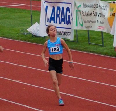Schweizerfinal Swiss Athletics Sprint
