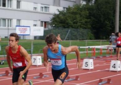 Swiss Athletics Sprint Kantonalfinal